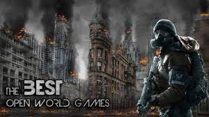 The Most Popular Open-World Games